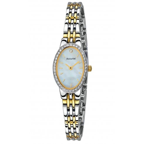 Accurist Ladies' Watch LB1347P