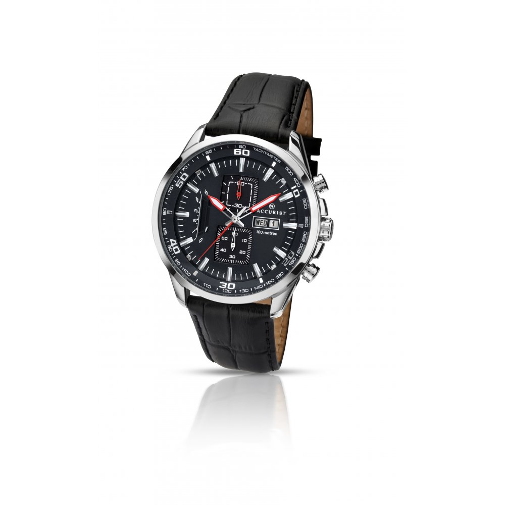 accurist men s chronograph watch 7004 watches from lowry accurist men s chronograph watch 7004
