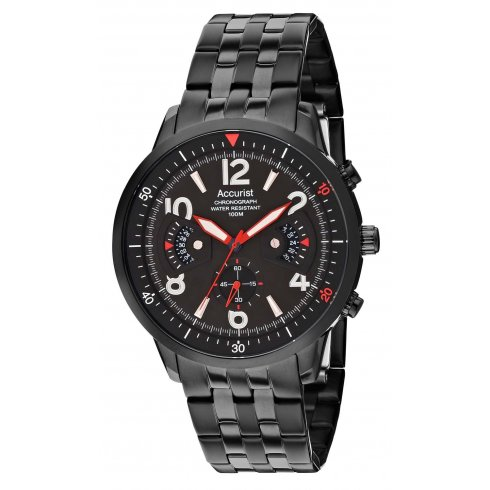 Accurist Men's Chronograph Watch MB1021B
