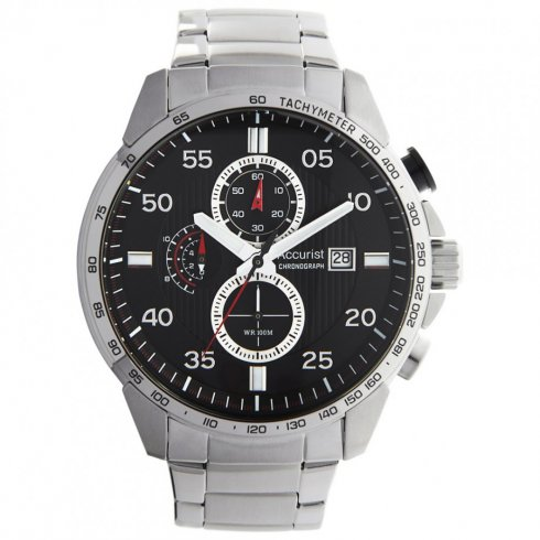 Accurist Men's Chronograph Watch MB1027B