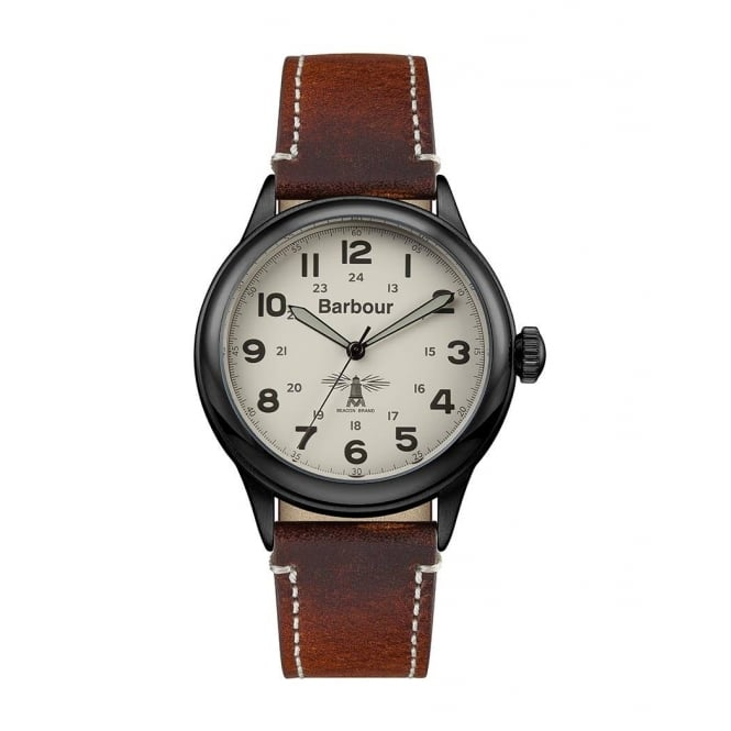 Barbour Men's Murton Strap Watch BB056CMBR