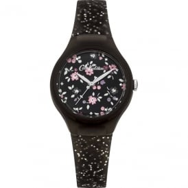 Cath Kidston Ladies' Highgate Ditsy Strap Watch CKL048B