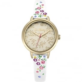 Cath Kidston Ladies' Laser Cut Highgate Watch CKL055WG