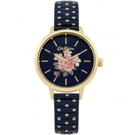 Cath Kidston Ladies' Richmond Rose Expanding Bracelet Watch CKL009UG