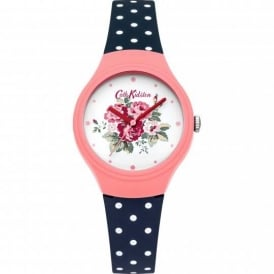 Cath Kidston Ladies' Spray Flowers Watch CKL024PU