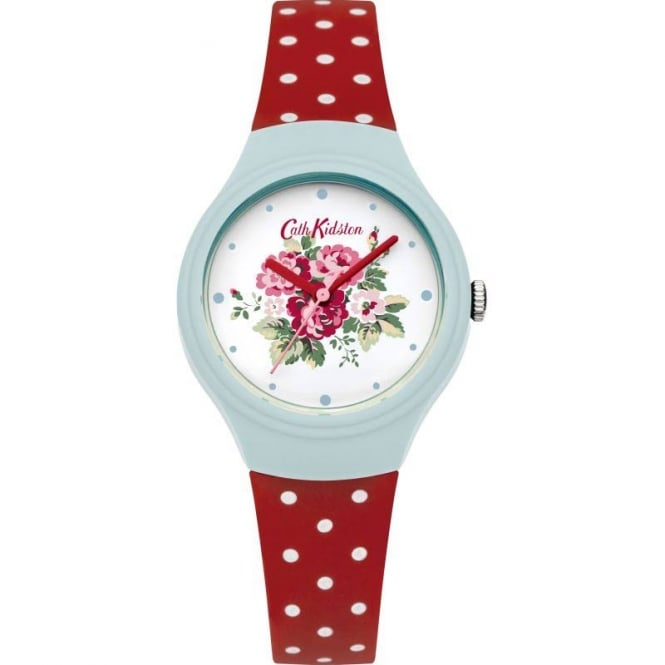 Cath Kidston Ladies' Spray Flowers Watch CKL024UR