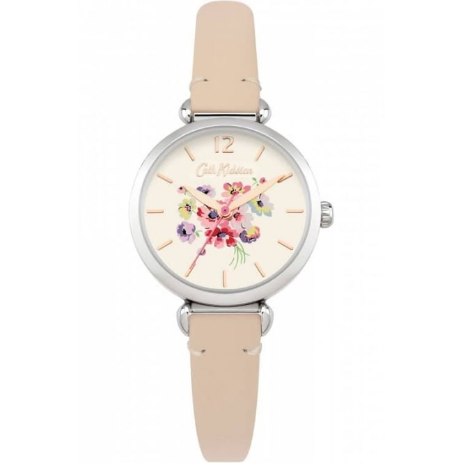 Cath Kidston Ladies' Strap Watch CKL015CS