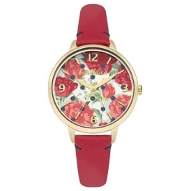 Cath Kidston Ladies' Strap Watch CKL031R