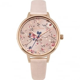 Cath Kidston Ladies' Trailing Rose Watch CKL038CRG