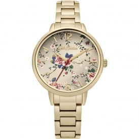 Cath Kidston Ladies' Trailing Rose Watch CKL038GM