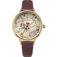 Cath Kidston Ladies' Trailing Rose Watch CKL038RG