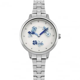 Cath Kidston Ladies' Welham Flowers Watch CKL039SM