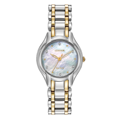 Citizen Ladies' Eco-Drive Bracelet Watch EM0284-51D
