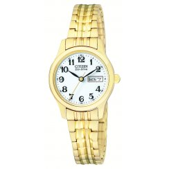 Citizen Ladies' Eco-Drive Expanding Watch - EW3152-95A