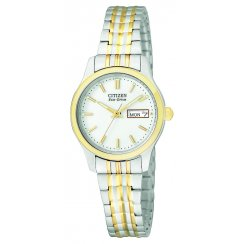 Citizen Ladies' Eco-Drive Expanding Watch - EW3154-90A