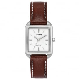 Citizen Ladies' Eco-Drive Strap Watch EM0490-08A
