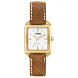 Citizen Ladies' Eco-Drive Strap Watch EM0492-02A