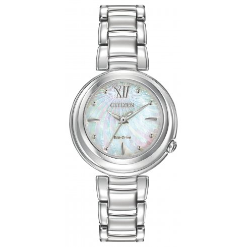 Citizen Ladies' Eco-Drive Watch - EM0330-55D