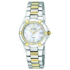 Citizen Ladies' Eco-Drive Watch - EW1534-57D