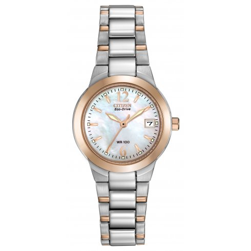 Citizen Ladies' Eco-Drive Watch EW1676-52D