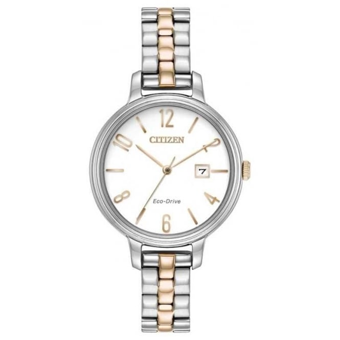 Citizen Ladies' Silhouette Eco-Drive Watch EW2446-57A