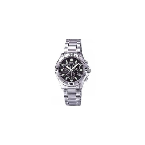 Citizen Men's Chronograph Eco-Drive Watch AT0750-55F