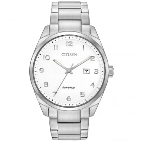 Citizen Men's Eco-Drive Bracelet Watch BM7320-87B