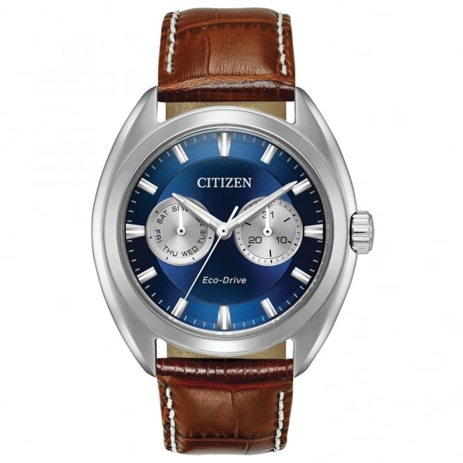 Citizen Men's Eco-Drive Strap Watch BU4010-05L