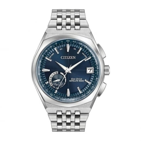 Citizen Men's Satellite Wave GPS Eco-Drive Watch CC3020-57L