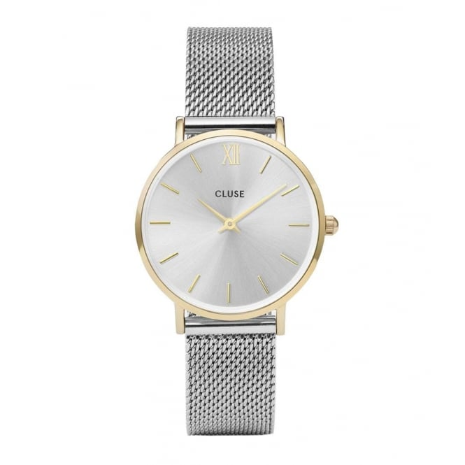Cluse Ladies' Minuit Mesh Watch CL30024