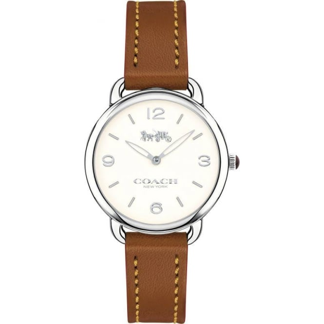 Coach Ladies' Delancey Slim Strap Watch 14502789