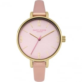 Daisy Dixon Ladies' Khloe Watch DD060PPG