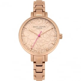 Daisy Dixon Ladies' Leona Watch DD043RGM