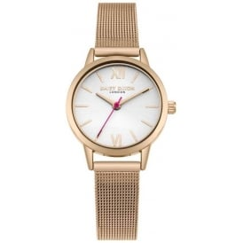 Daisy Dixon Ladies' Mesh Bracelet Watch DD069RGM