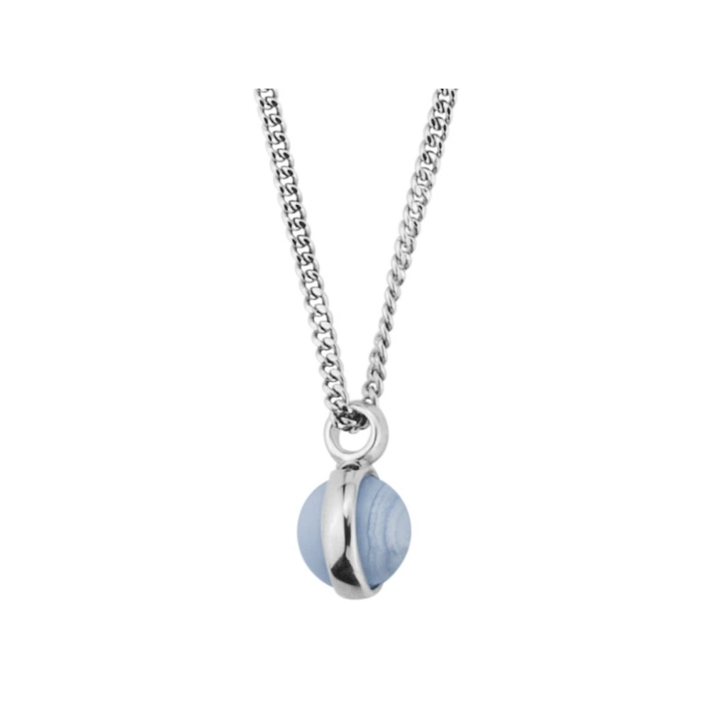 image sabo necklace aquamarine light blue luna thomas necklaces silver jewellery of sterling