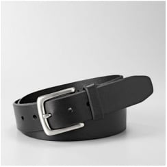 Fossil Men's Joe Leather Belt Black MB1252001 34