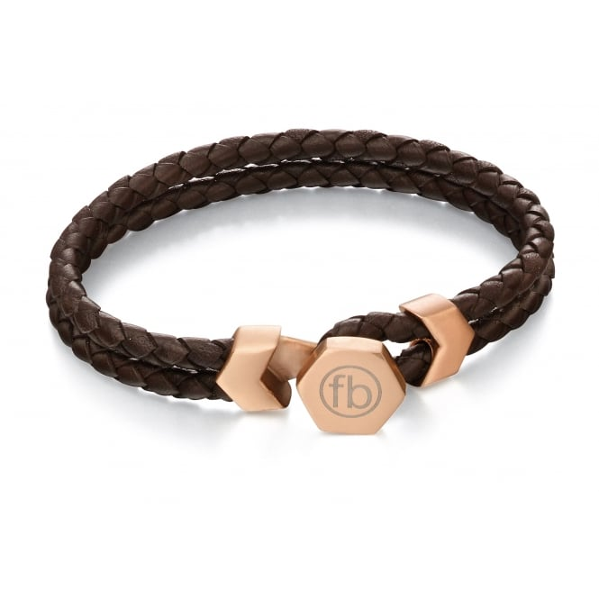 Fred Bennett Leather Bracelet B4976