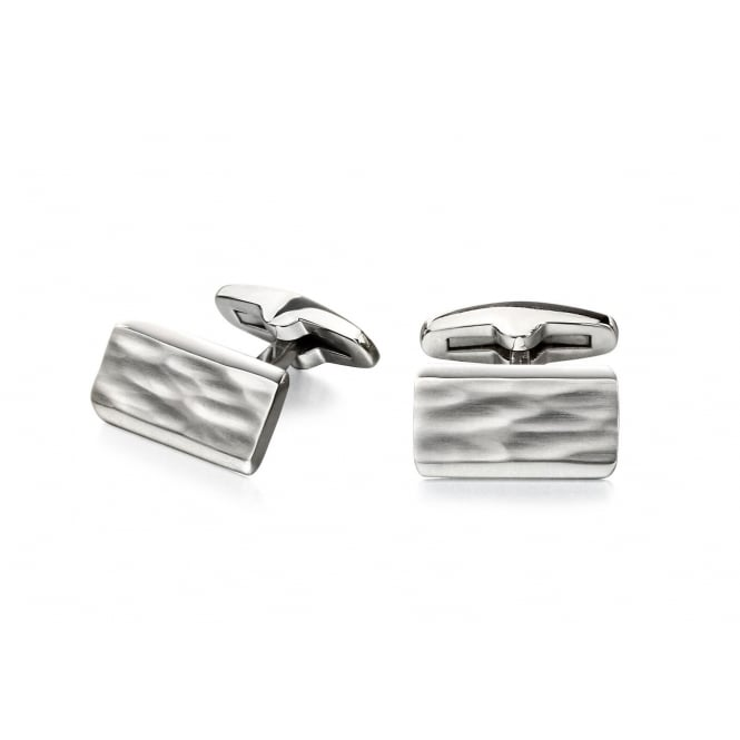 Fred Bennett Steel Cufflinks V532