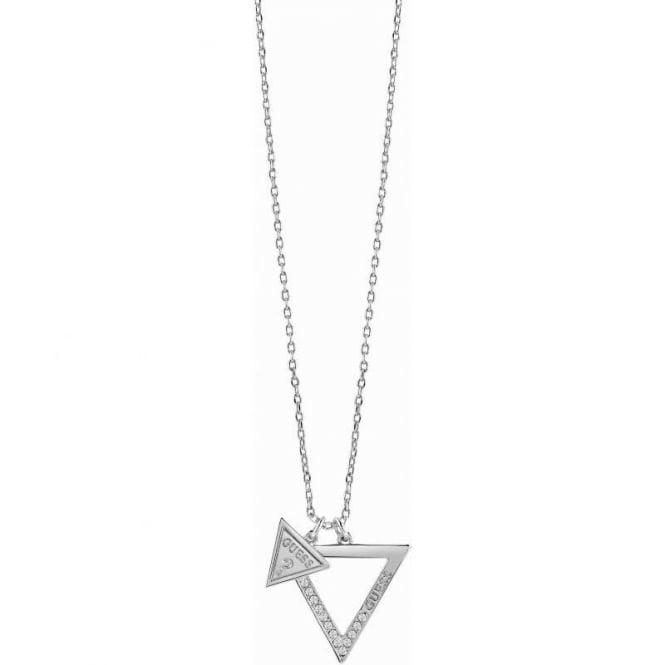 Guess Jewellery Iconic 3Angles Necklace UBN83090
