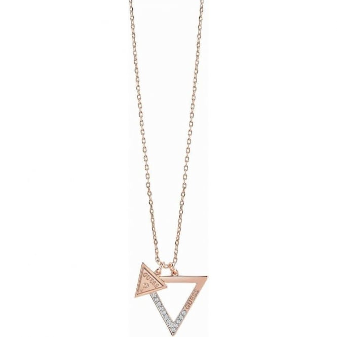 Guess Jewellery Iconic 3Angles Necklace UBN83092
