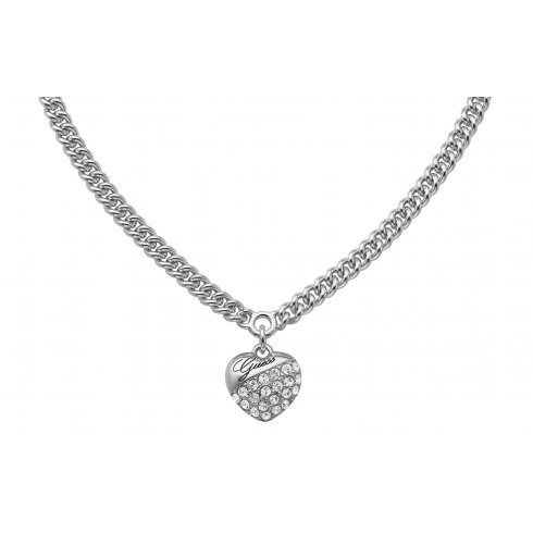 Guess Jewellery Ladies' Crystal Crush Necklace UBN71269