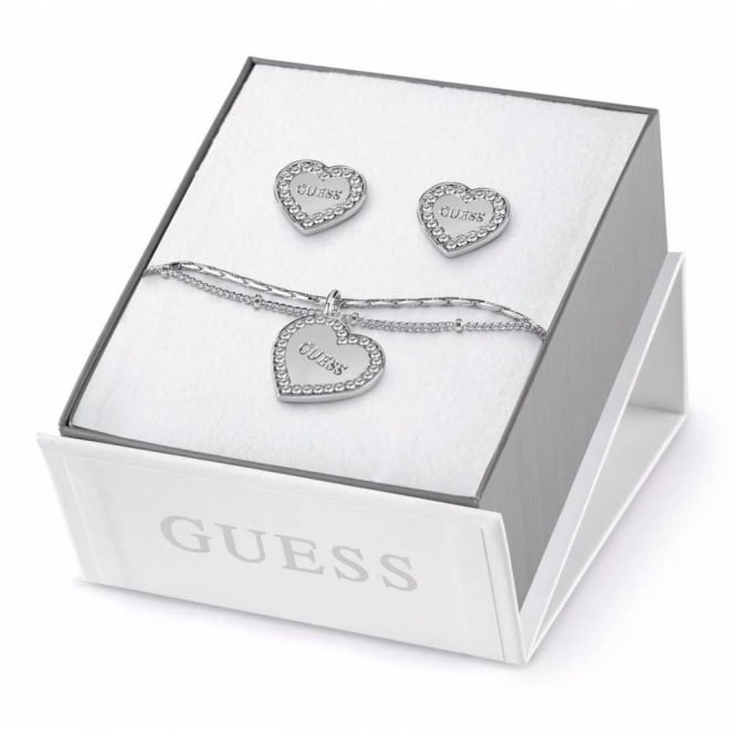 Guess Jewellery My Sweetie Box Set UBS84039-L