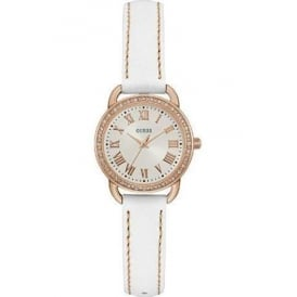 Guess Ladies' Fifth Ave Strap Watch W0959L3