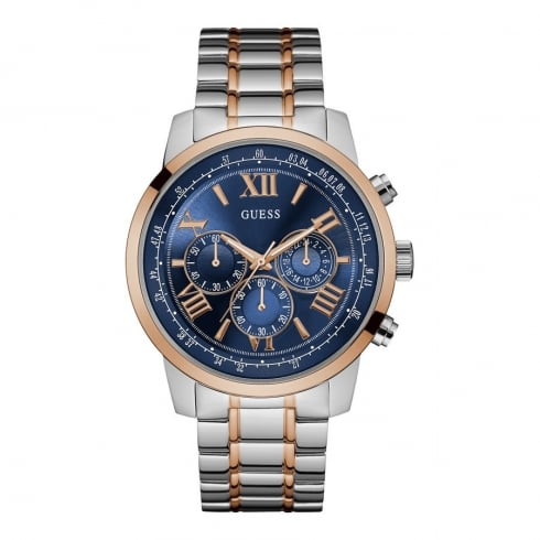 Guess Men's Horizon Chronograph Watch W0379G7