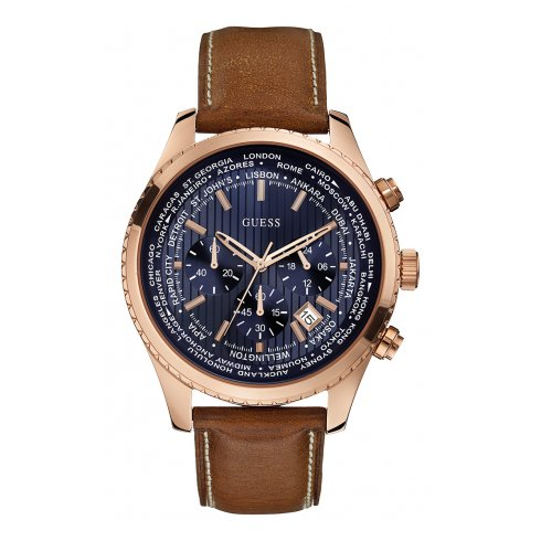 Guess Men's Pursuit Chronograph Watch W0500G1