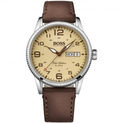 Hugo Boss Men's Pilot Edition Strap Watch 1513332