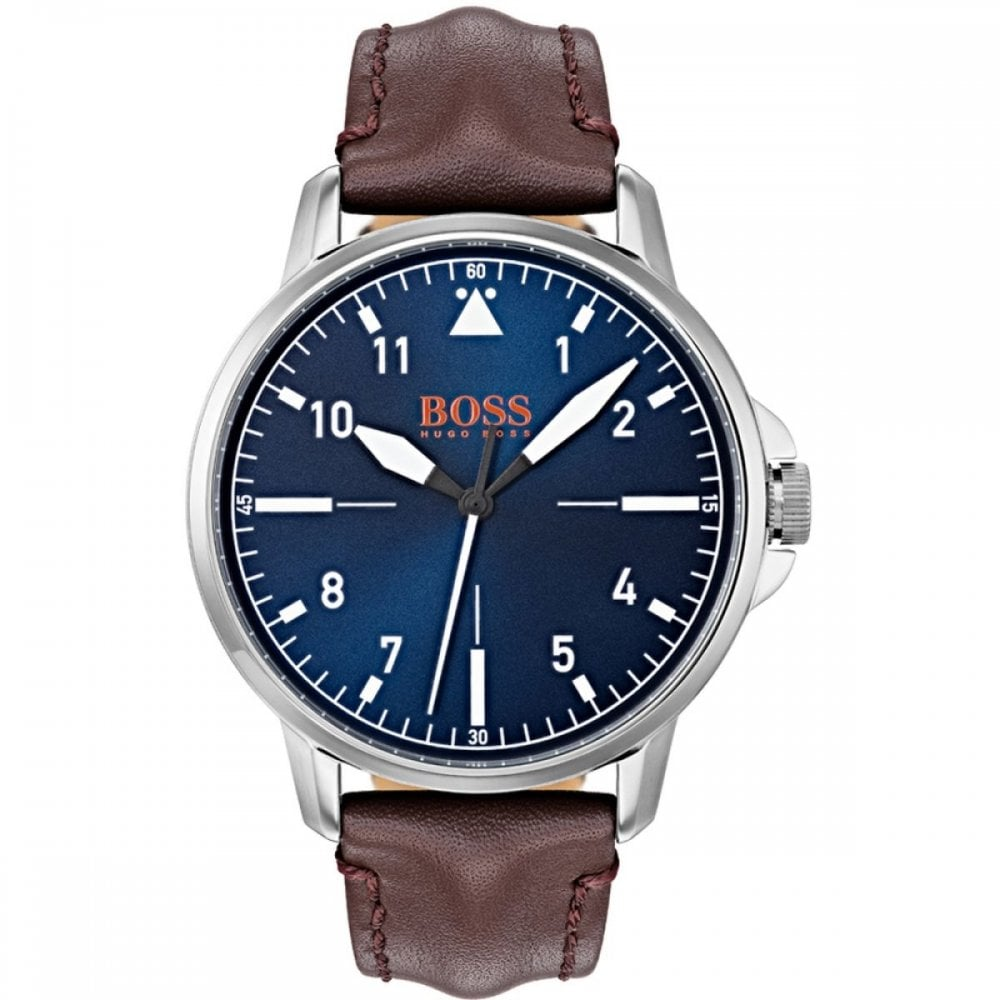 a439f40bd9b Hugo Boss Orange Men s Chicago Strap Watch 1550060 - Watches from ...