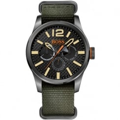 Hugo Boss Orange Paris Multi Eye Strap Watch 1513312