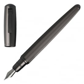 Hugo Boss Pens Pure Matte Fountain Pen HSY6032