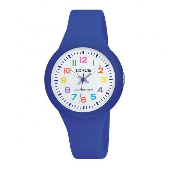 Lorus Kid's Strap Watch RRX45EX9